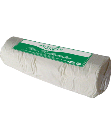 ANDECHSER NATUR Organic butter in a roll 82% approx. 2.3kg