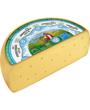 ANDECHSER NATUR Organic herder's cheese 30% approx. 3kg