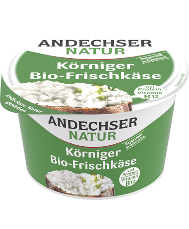 ANDECHSER NATUR Organic cottage cheese 20% 200g