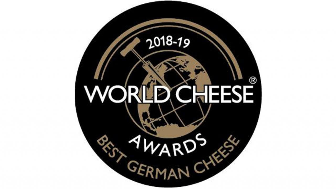 """Best German"" beim World Cheese Award 2018"